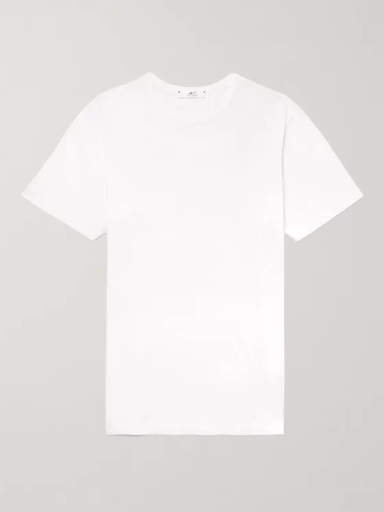 T-shirt Mr Porter