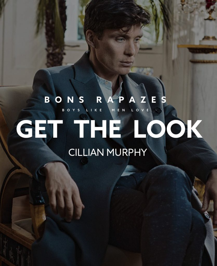 Get The Look com Cillian Murphy