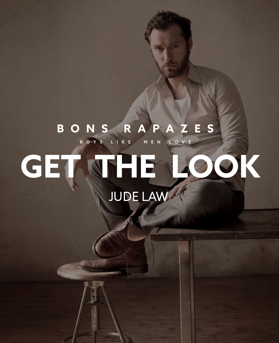 Get The Look Jude Law
