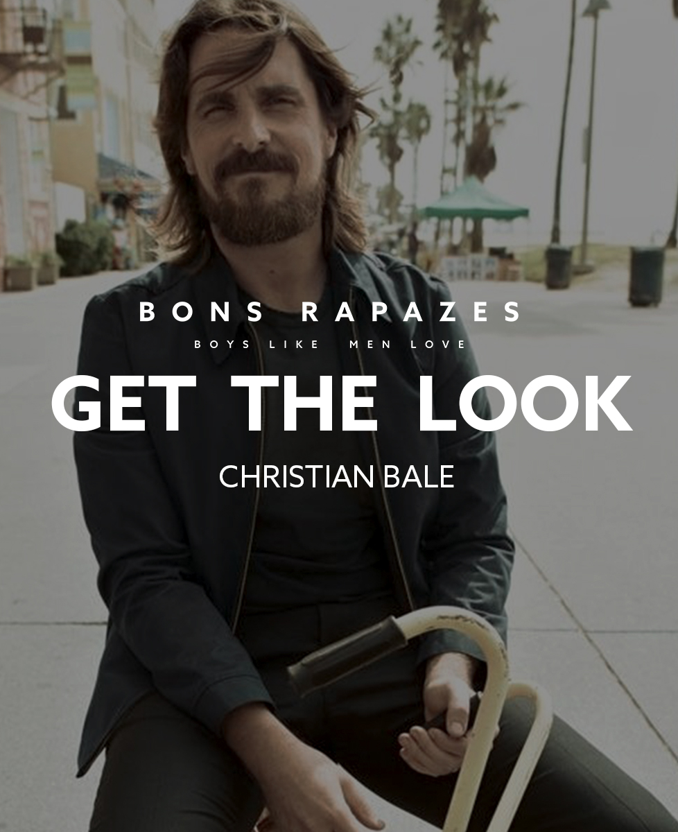 Get The Look Christian Bale