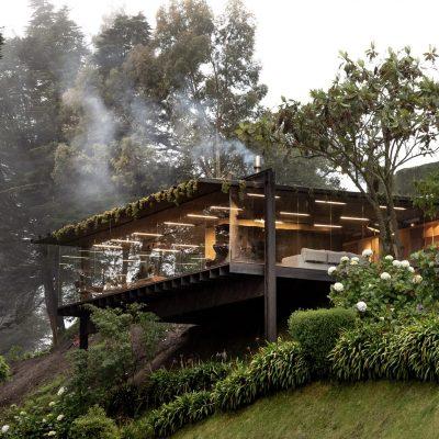 Casa Mirador, no Equadorr