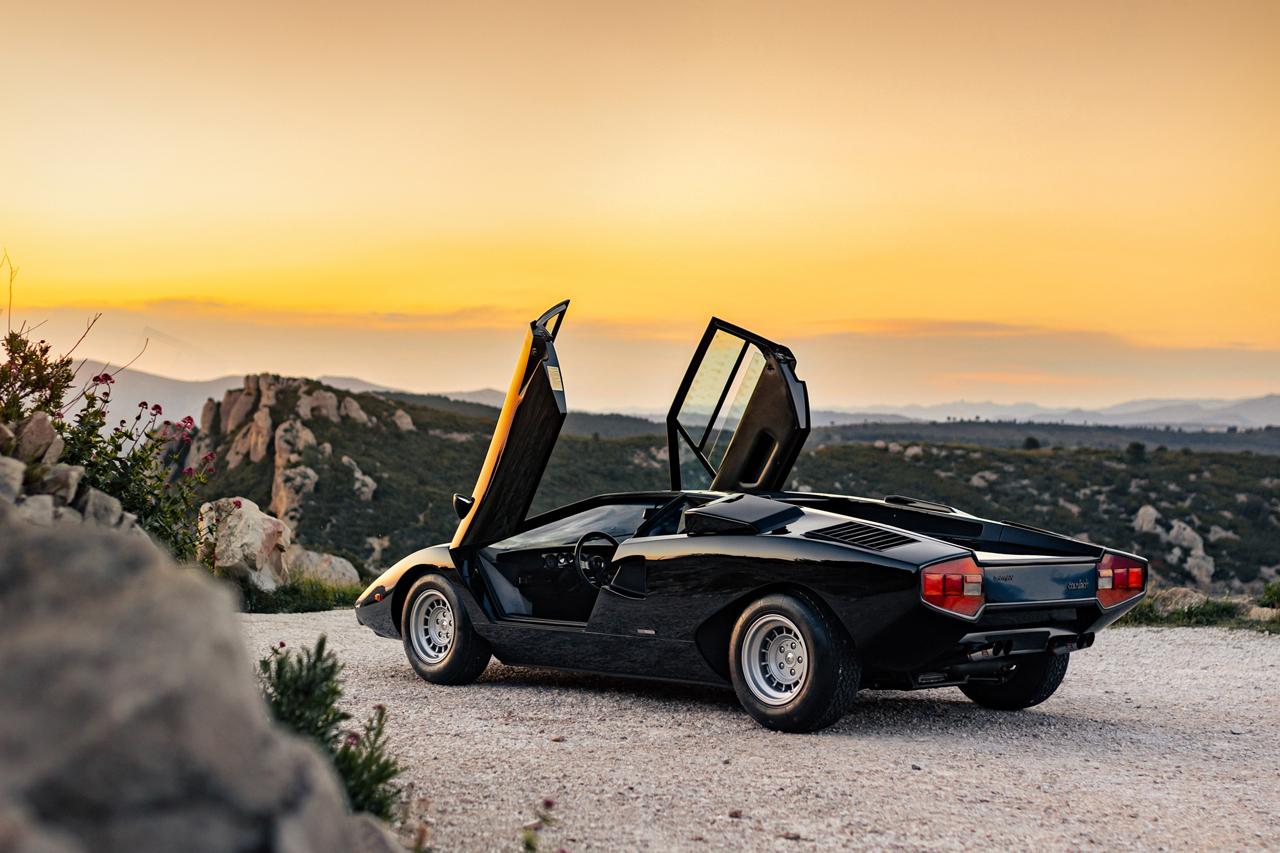 Lamborghini Countach de 1975