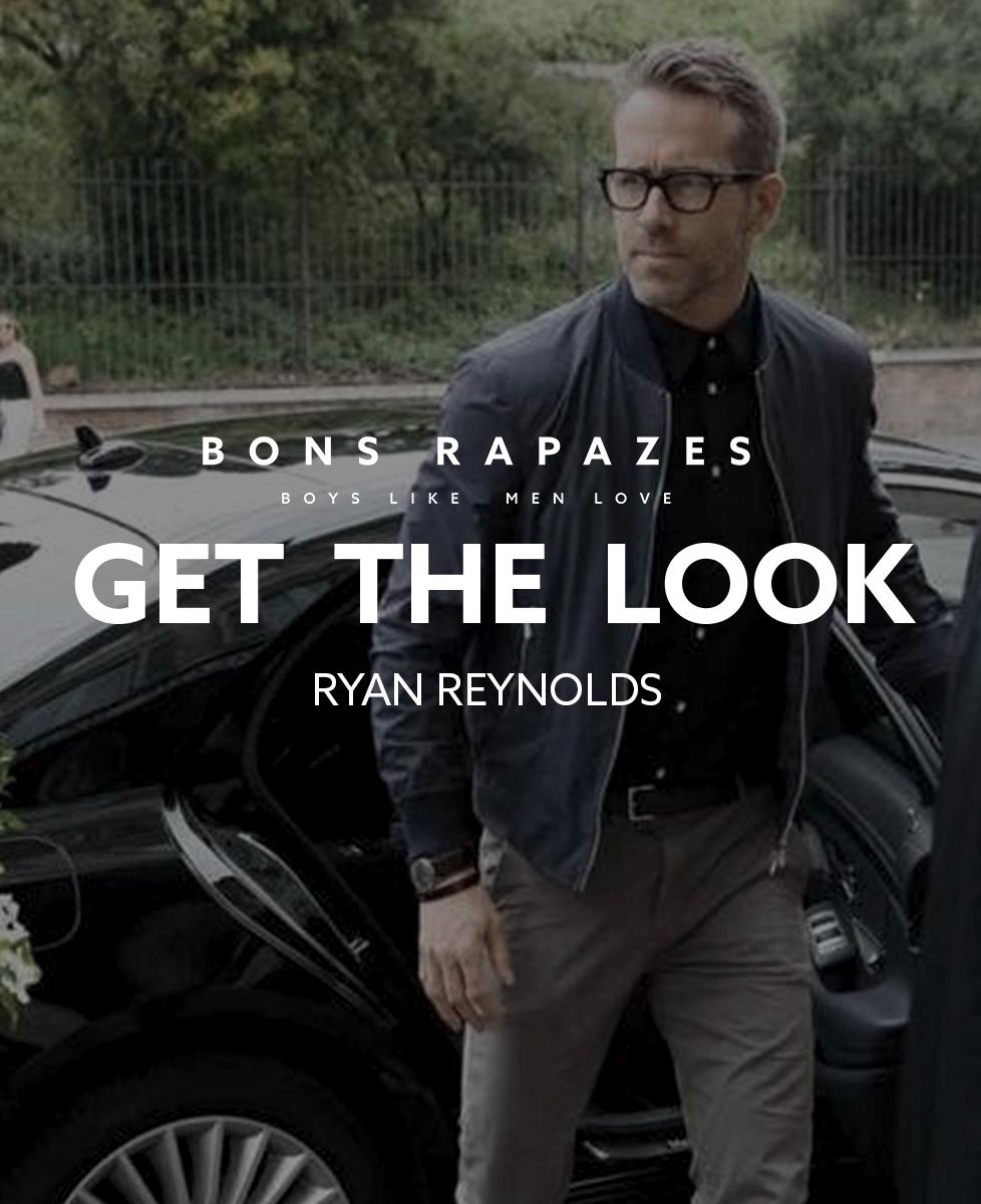 Get the look Ryan reynolds