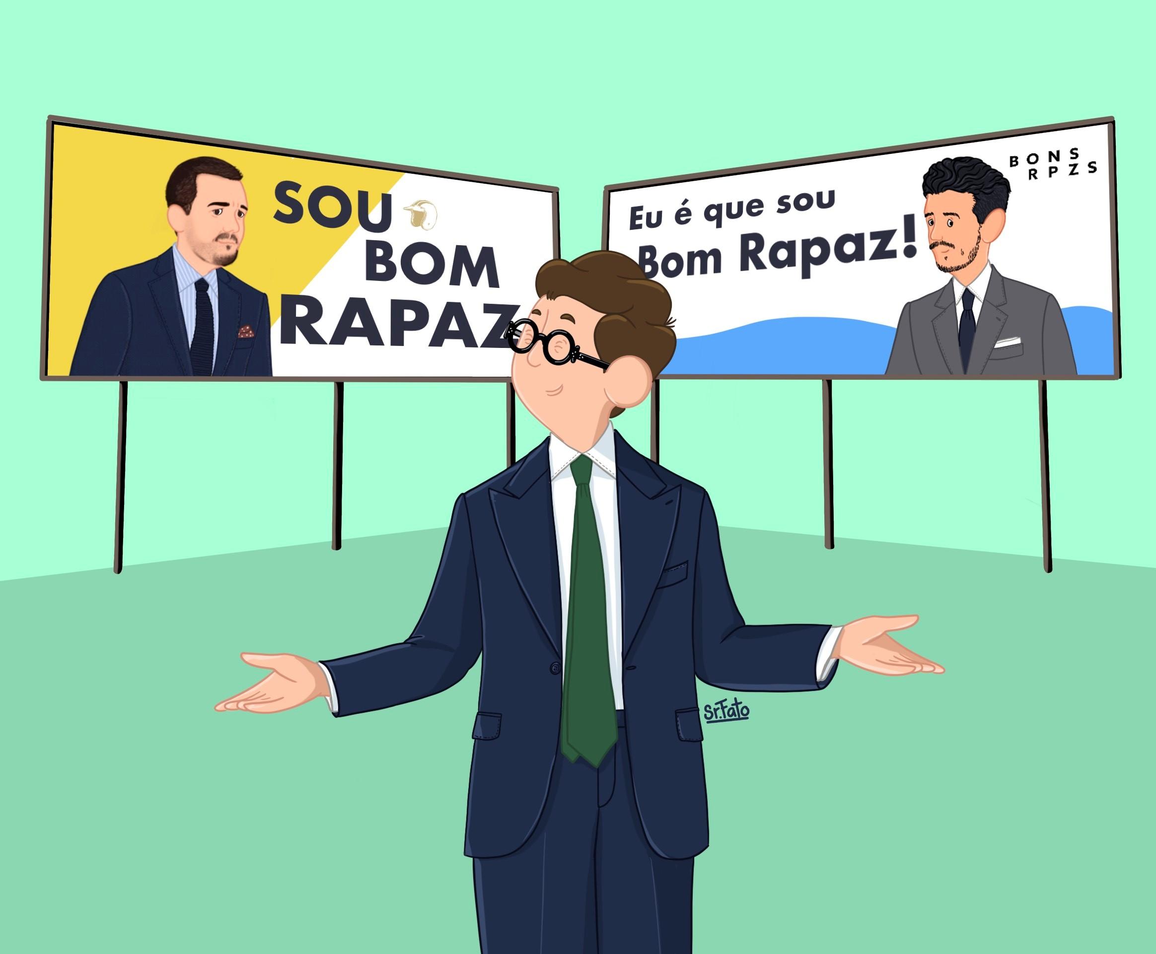 Sr. Fato Candidato Autárquicas