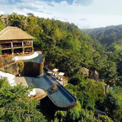 Jardins Suspensos de Bali