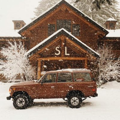 A Suttle Lodge