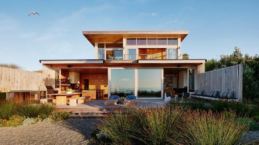 a surf house