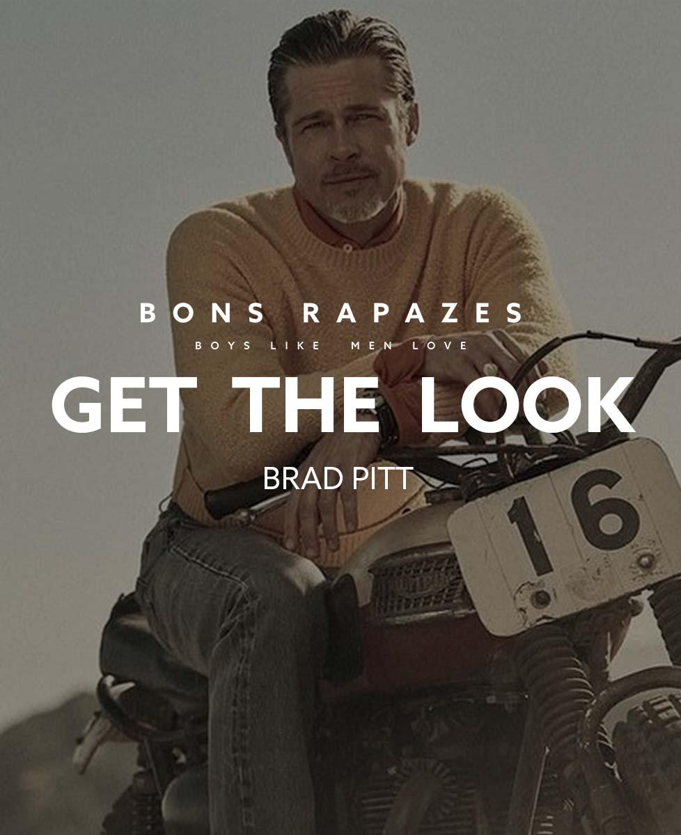 Get The Look, Brad Pitt