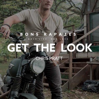 Get The Look Chris Pratt