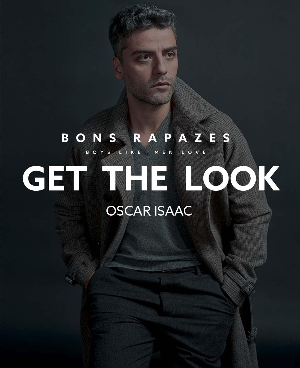 Get The Look, Oscar Isaac
